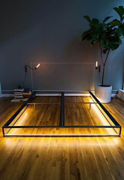 Bed Frame In 2020 Modern Bedroom Home Decor Bedroom Bedroom Design