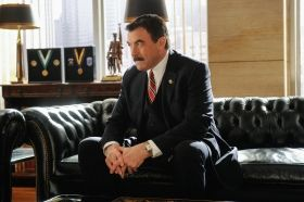 Blue Bloods on CBS. I have been a Tom Selleck fan since Magnum, P.I.
