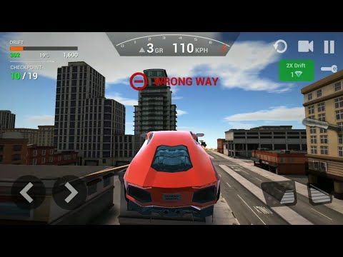 Ultimate Car Driving Simulator 01 Gone Insane Android Gameplay Youtube Gameplay Game Giveaway Popular Games