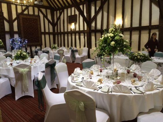 wedding at Gatwick Manor
