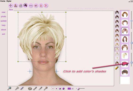 Image detail for -Virtual hair dye