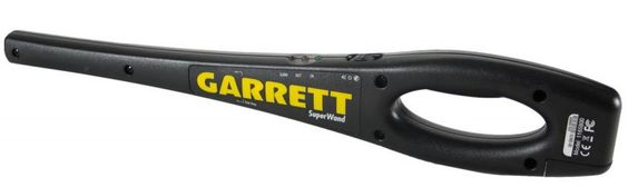 Garrett Hand-Held Super Wand Detector - Botach