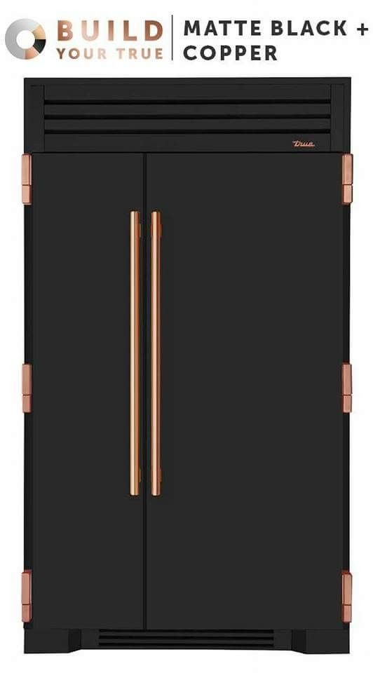 Yasss Cooper For The Home Black Kitchens Rose Gold