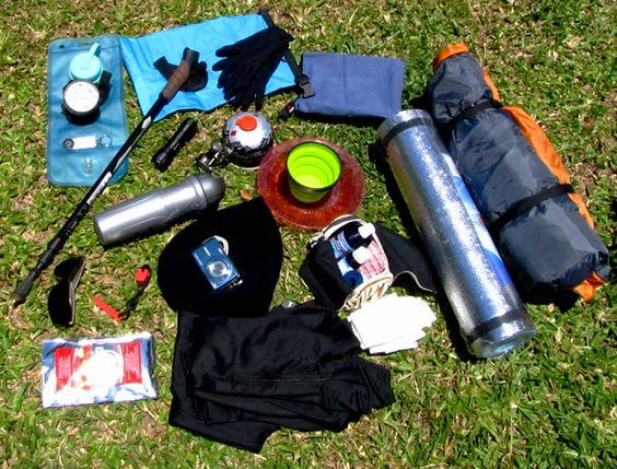 O que levar para um acampamento