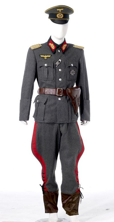 German Uniform Costume 39