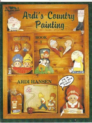 Ardi S Country Painting Book