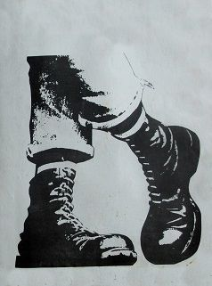 Where Have All the Bootboys Gone? Skinhead Style and Graphic Subcultures. Wed 23rd - Sat 26th. http://www.insideoutfestival.org.uk/2013/events/where-have-all-the-bootboys-gone-skinhead-style-and-graphic-subcultures/ #InsideOutFestival2013 (Main image credit: Image taken from front cover of the Last Resort shop catalogue circa 1980. Design by Mick Furbank, photography Martin Dean.)