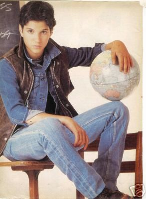 Ralph Macchio...my very first celebrity crush!!