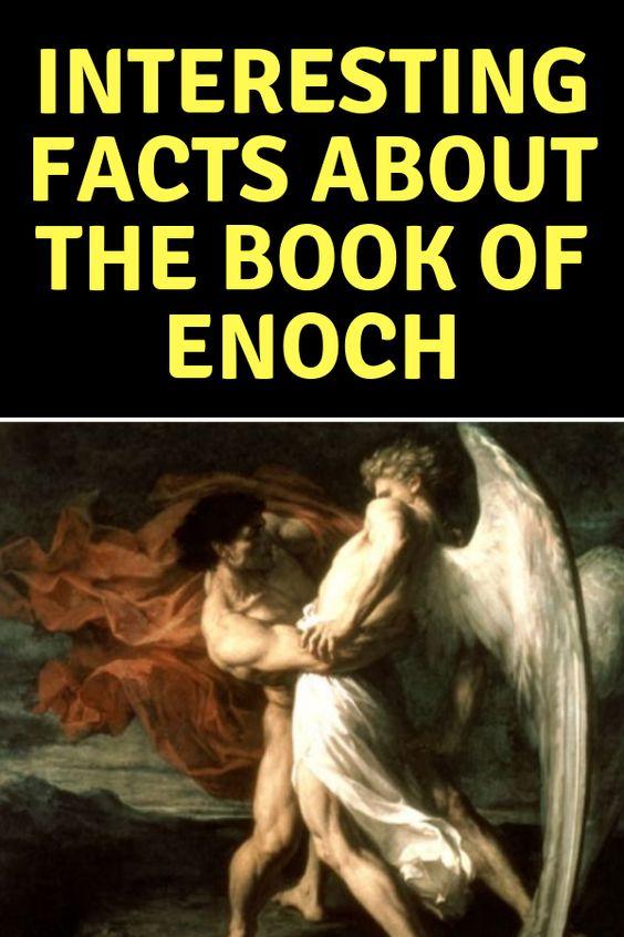 15 Interessante feiten over het boek van Henoch