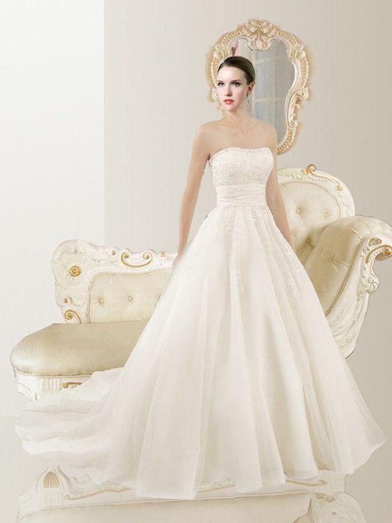 Shop Wedding Dress-USA-Wedding Dresses Shop Online Wedding Shops In Tamworth Geraldine - weddingforlove.com