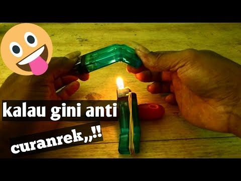 Cara Bikin Mainan Sendiri Korek Api Unik Proses Membekokan Youtube In 2020 Candles Birthday Handicraft