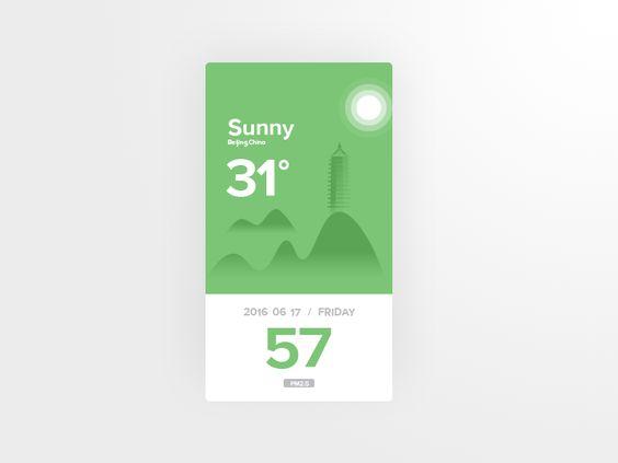 Weather App by lippy