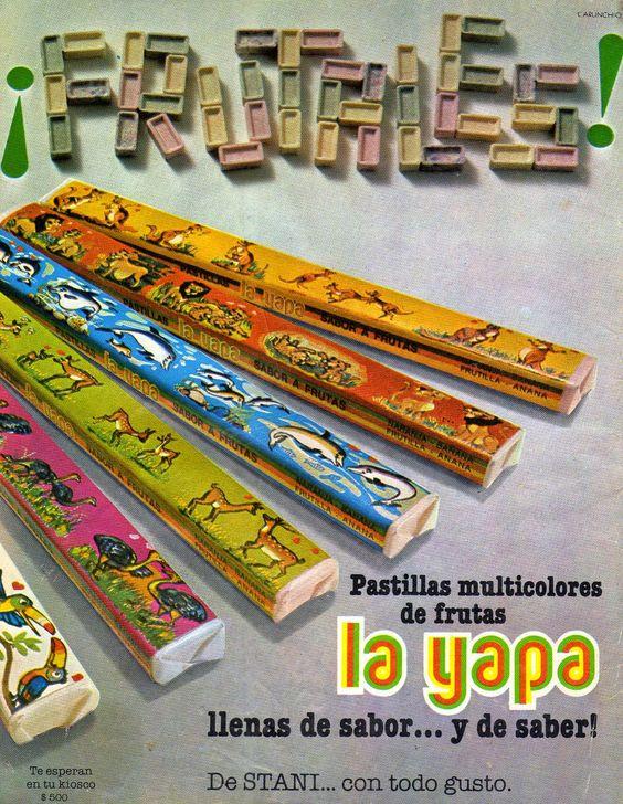 pastillas La Yapa: