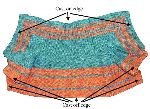 Crochet Surprise Jacket Free Pattern : The Baby Surprise Jacket free pattern with instructions. I ...