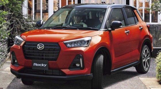 Oficial Nuevo Daihatsu Rocky Pedroluismartinolivares Automovil Daihatsu Automoviles Oficial