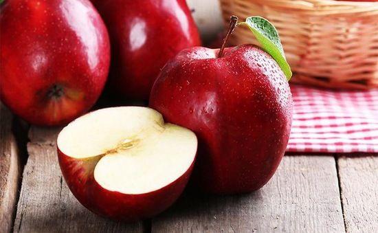 Công dụng đặc biệt táo đối với sức khỏe