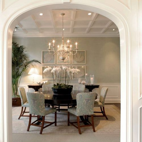 Ceilings, Dining Rooms And Arches On Pinterest