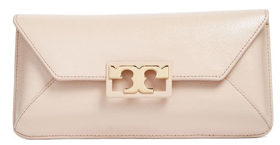 Beautiful Tory Burch clutch