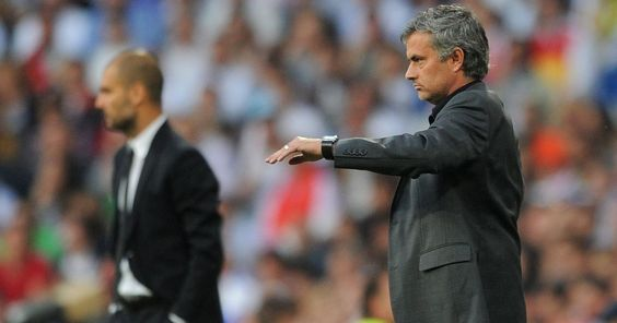 Mourinho and Guardiola: The friends who became enemies and square off again for Man Utd vs Man City