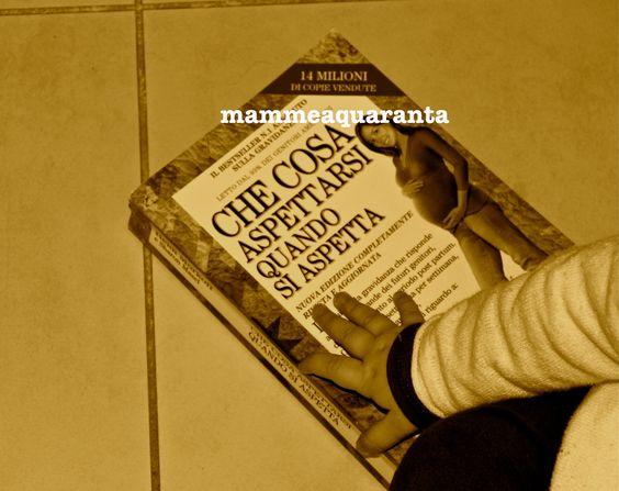 Che cosa aspettarsi quando si aspetta. Un manuale sulla gravidanza, anzi,il libro più venduto.