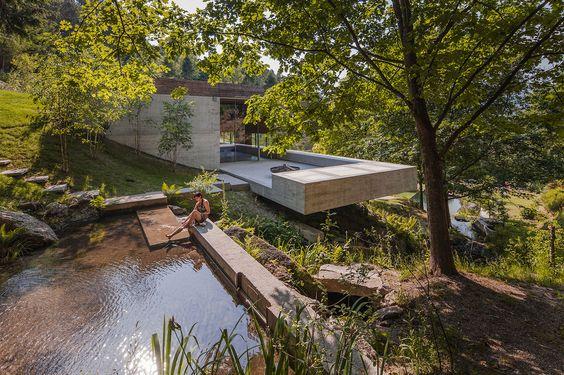 Gerês House by Carvalho Araújo