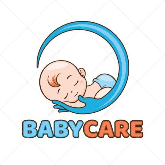Baby Care Logo Logo Is Us Baby Care Baby Logo Design Baby Logo