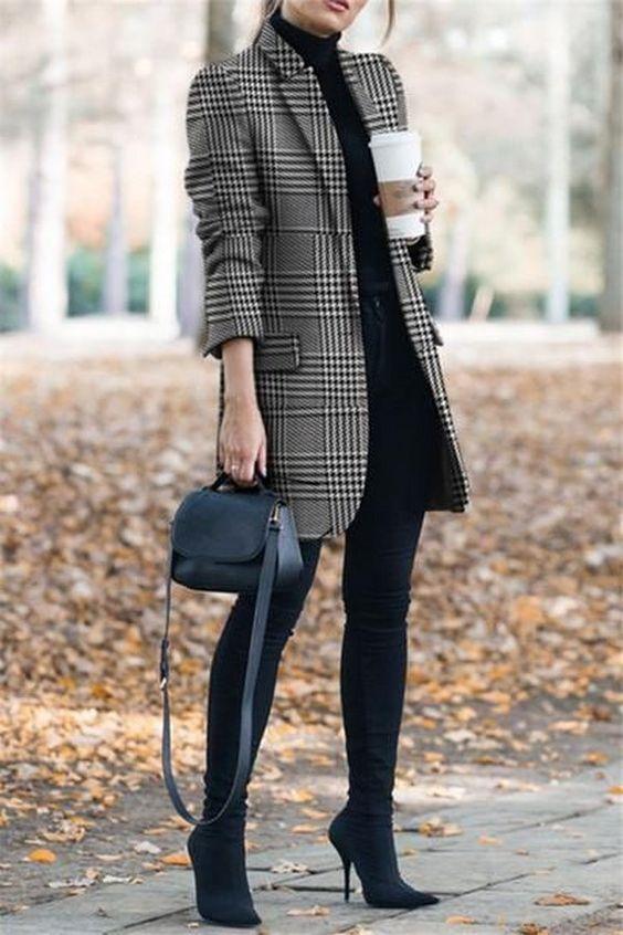 Модные образы осень-зима 2019-2020 - универсальные осенне-зимние луки на каждый день