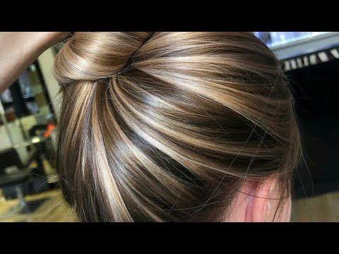 أجمل ألوان صبغات شعر 2020 صبغات شعر 3 Youtube Hair Styles Dyed Hair Hair