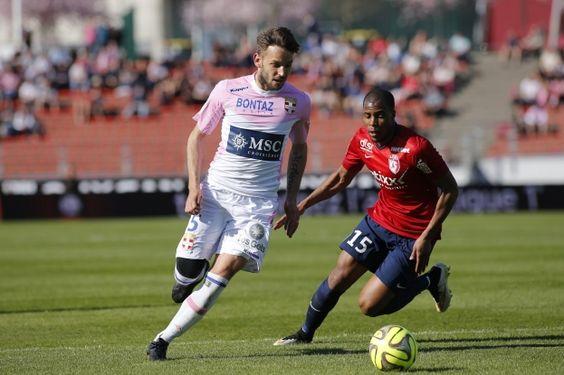 FOOT - L'ETG relégué en Ligue 2 / France Bleu