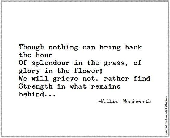 Quotable - William Wordsworth