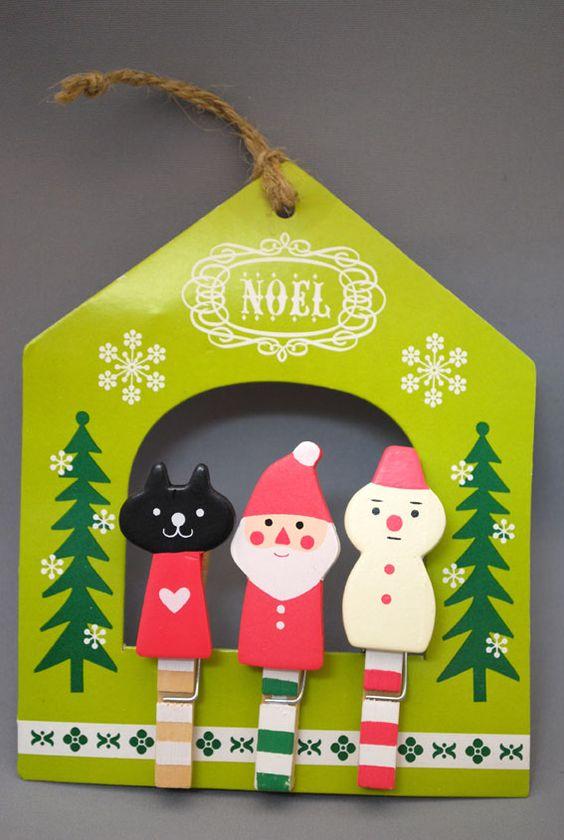 Decole - Christmas 2008 clip set