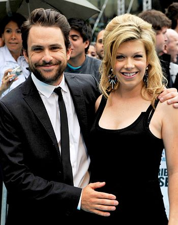 Charlie Day, Mary Elizabeth Ellis Welcome Son Russell Wallace