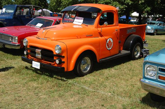 Classics and Muscle (Bothwell, Ontario 2016)