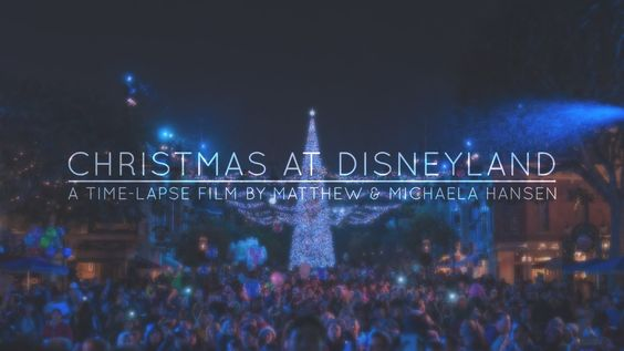 """Christmas at Disneyland"" is the result of thousands of photos taken over numerous trips to the Disneyland Resort during the 2013 and 2014 holiday seasons. We hope you enjoy!"