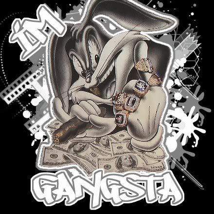 Gangster bugs bunny wallpapers - photo#2