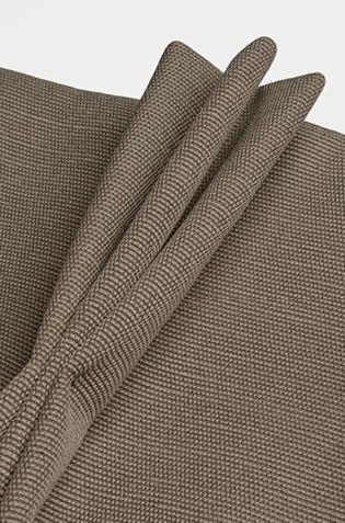Triple plooi | voor dunne en transparante stoffen #gordijnen ...
