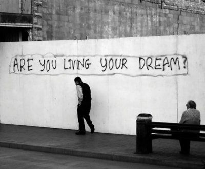 Prompt: what do you dream of accomplishing in life? How do you plan to get there? Why do you want to do these things?