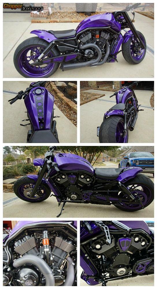 2012 Harley Davidson Vrscdx V Rod Night Rod Special Purple Tomball Texas 449063 Night Rod Special V Rod Harley Davidson