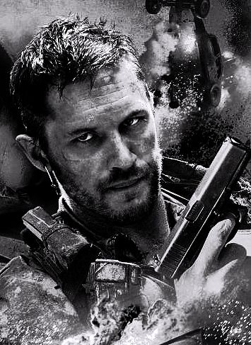 Tom Hardy - Mad Max...great action packed movie and what a great actor!!! One of my faves