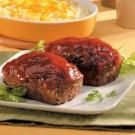 zesty horseradish meatloaf- only 207 calories per serving!