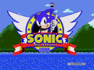 Sonic Time Of Changes