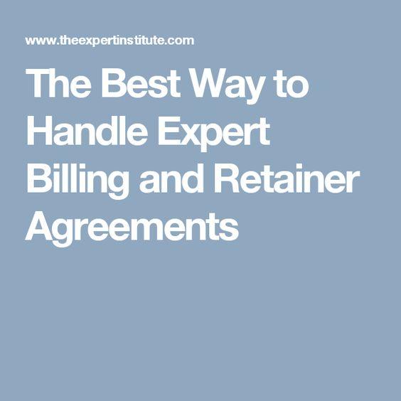 De 25+ bedste idéer inden for Retainer agreement på Pinterest - sample retainer agreement template