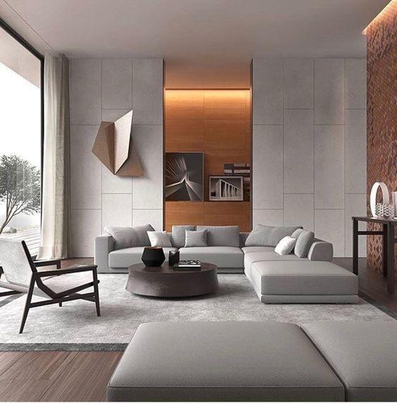 Luxury Living Room Design Inspirations Mid Century Modern Decor Style Luxury Living Room Luxury Living Room Design House Interior