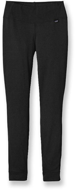 Patagonia Womens Capilene Thermal Weight Long Underwear Bottoms ...