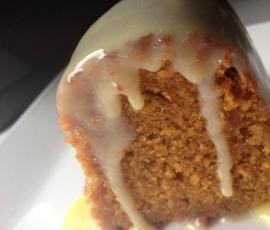 Caramel Mud Cake Thermomix