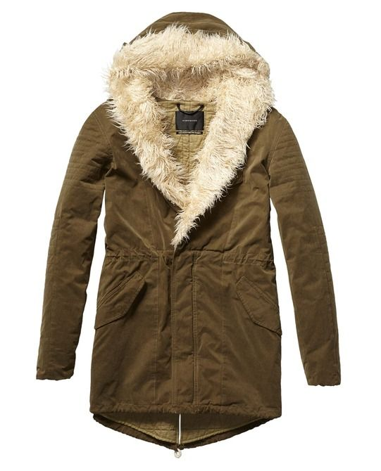 technical parka with quilted lining scotch soda ohhh i. Black Bedroom Furniture Sets. Home Design Ideas