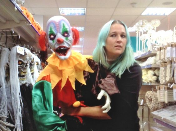 A LOOK AT THE HALLOWEEN PROPS IN \ - asda halloween decorations
