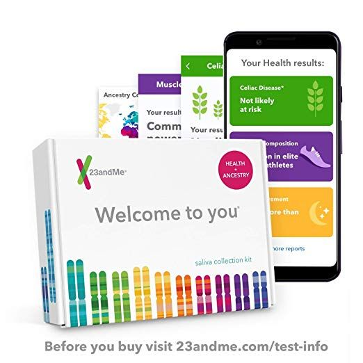 How Long Does It Take To Get 23andme Kit