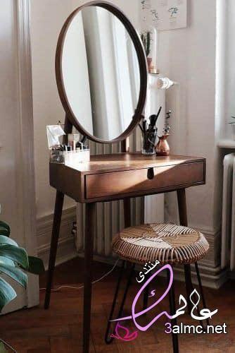 اشكال تسريحات غرف نوم 2020 تسريحات غرف نوم كلاسيك تسريحات غرف نوم ايكيا 3almik Com 20 20 159 Rustic Makeup Vanity Makeup Table Vanity Home Decor