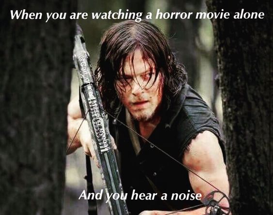 This is me 100% #twd #thewalkingdead #daryldixon #carlgrimes #rickgrimes by carl_grimes_missing_eyeball